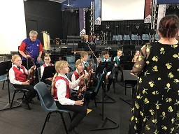 Mackay Orchestra and Band Competition